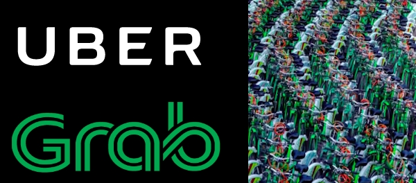 Uber vs Grab Ride-hailing War Shifts To New Front: Bike-Sharing